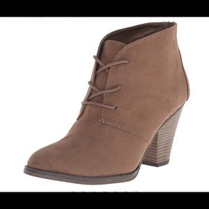 Women's Brown Booties